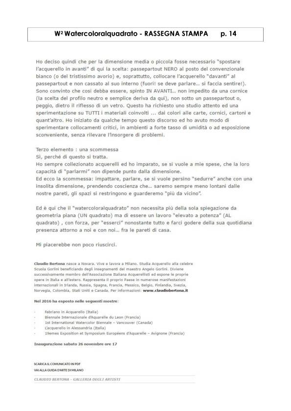 Watercoloralquadrato - Rassegna Stampa -14