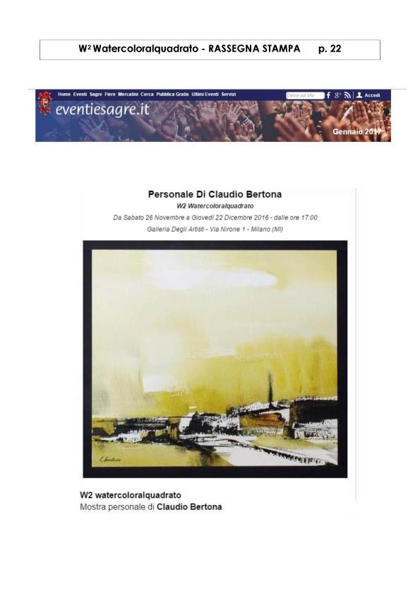 Watercoloralquadrato - Rassegna Stampa -22