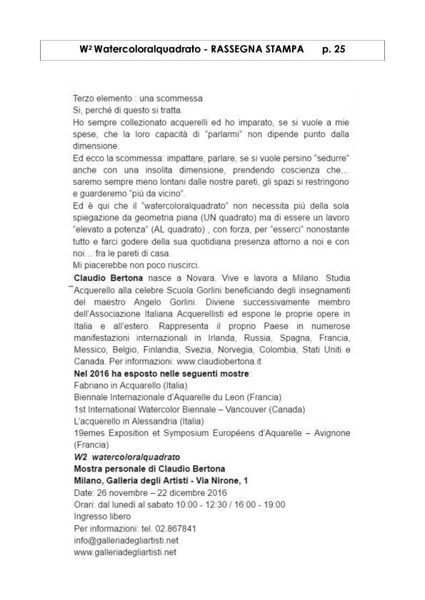 Watercoloralquadrato - Rassegna Stampa -25