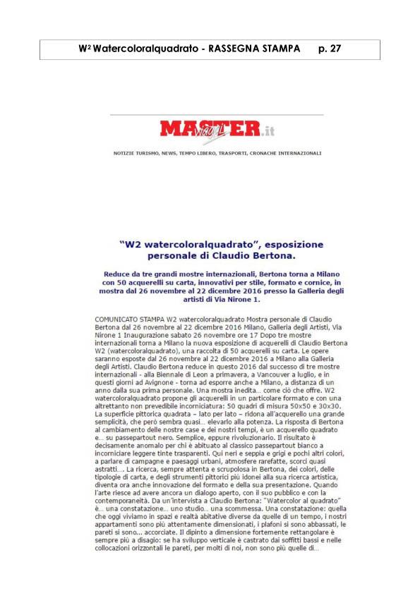 Watercoloralquadrato - Rassegna Stampa -27
