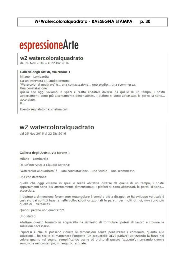 Watercoloralquadrato - Rassegna Stampa -30
