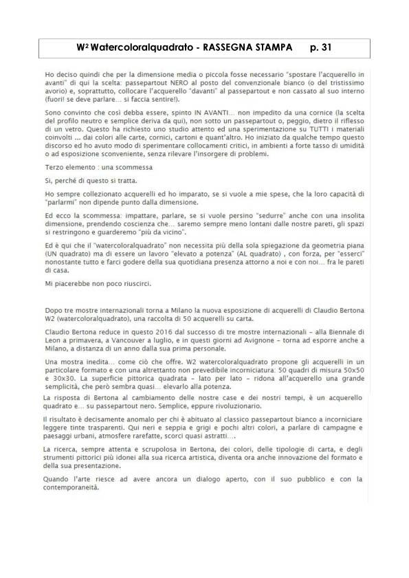 Watercoloralquadrato - Rassegna Stampa -31