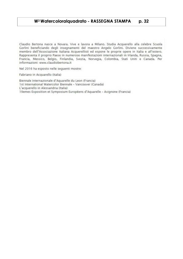 Watercoloralquadrato - Rassegna Stampa -32