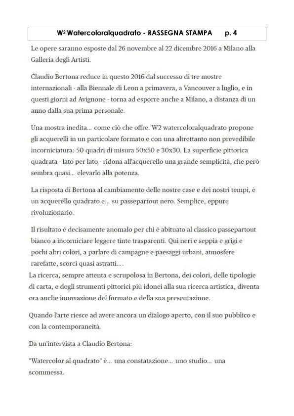 Watercoloralquadrato - Rassegna Stampa -4