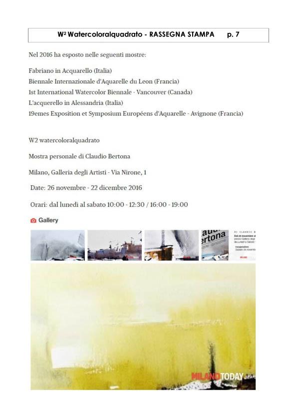 Watercoloralquadrato - Rassegna Stampa -7