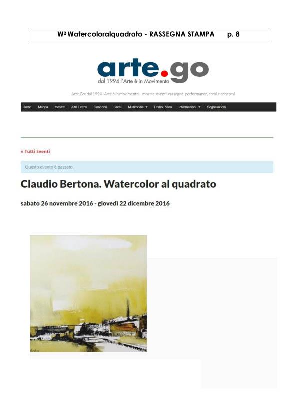 Watercoloralquadrato - Rassegna Stampa -8